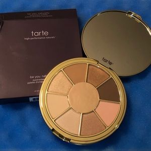 "TARTE / ""be you. naturally."" Eyeshadow palette"